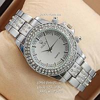 Наручные часы Rolex Brilliant  Silver/White