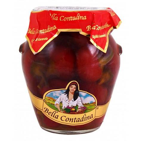 Маринованный перец Bella Contadina Ciliegino, 314 мл (Италия), фото 2