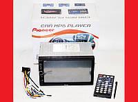 2Din Pioneer 8701 7' Экран Магнитола USB+Видео вход для камеры, фото 1