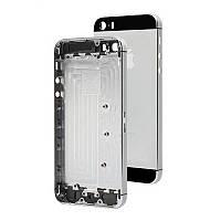 Корпус для IPhone 5s (металлическая рамка, корпус (space-grey)