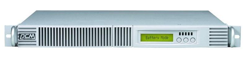 Источник бесперебойного питания Powercom VGD-700-RM 1U