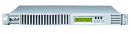 Источник бесперебойного питания Powercom VGD-700-RM 1U, фото 2