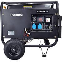 Генератор бензиновый Hyundai HY 7000SE (5.5 кВт)