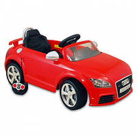 Электромобиль Audi TT Alexis-Babymix Z676AR red (USB)