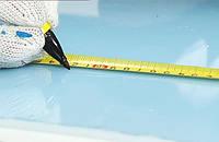 Порезка монолитного поликарбоната по размерам клиента