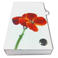 Набор из стикеров и закладок PET NotesMark «Орхидея 3»