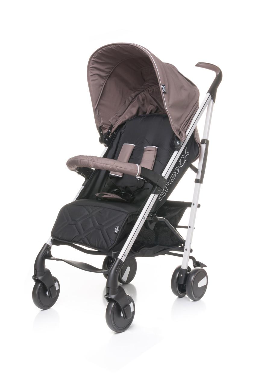 Польская детская прогулочная коляска для мальчика 4Baby Croxx