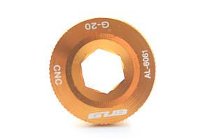 Болт GUB для зажима шатунов Shimaho Hollowtech, золотой