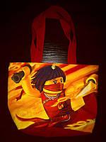 Пляжная летняя сумка Ниндзяго Ния