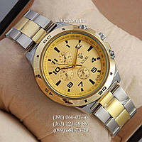 Наручные часы Rolex Quartz 024 Silver-gold/Gold