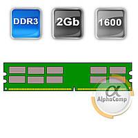 Модуль пам'яті DDR3 2Gb Hynix 1600
