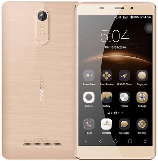 Leagoo M8 2/16 Gb Gold