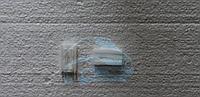 MERCEDES 6389840861 Крепление планки лобового стекла MB Vito(638) 96-03 L