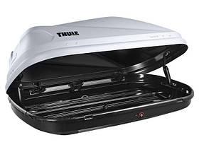 Бокс Thule Touring 100 серый матовый 139х90х40 см (двухсторонний), фото 2