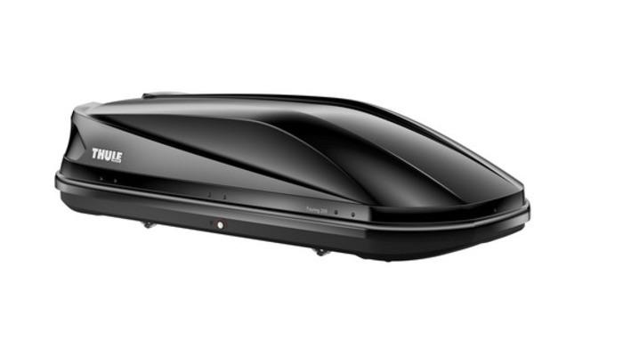Бокс Thule Touring 200 черный глянец 175х82х45 см (двухсторонний)