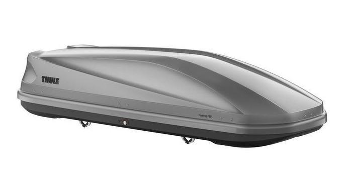Бокс Thule Touring 780 серый матовый 196х78х43 см (двухсторонний)