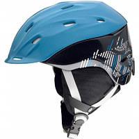 Шлем  Carrera Makani LIGHT BLUE SHINY 59-63