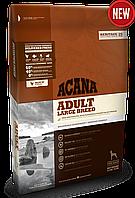 Acana Adult Large Breed корм для взрослых собак крупных пород, 17 кг