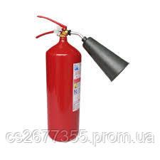 Огнетушитель углекислотный ОУ-2 (ВВК-2)