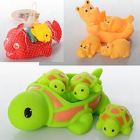 Набор игрушек ― пищалок Животные 6327-1-2-8