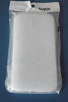 Прозрачный Силиконовый Чехол для Samsung Galaxy S4
