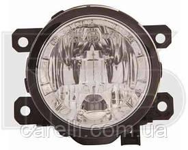 Противотуманная фара + дневной свет Н8+P13W для Renault Logan '04-12 левая/правая (Depo)