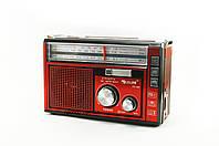 Радиоприемник с Led фонариком GOLON RX-382, радио со встроенным аккумулятором