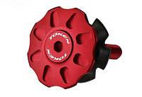 Крышка для рулевой, Token, красная