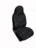 Чехлы на сидения универсальные - из автоткани Pilot Lux черный