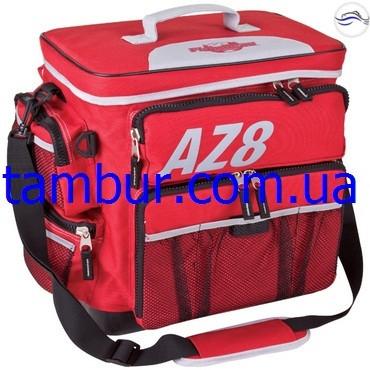 Ящик-сумка Flambeau AZ8 с коробками (45,7х29,2х33см)