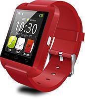 UWatch Умные часы Smart U8 Red