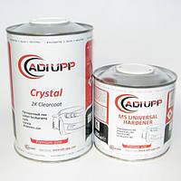 ADI UPP Прозрачный лак Crystal (комплект: 1л.+0,5л.)