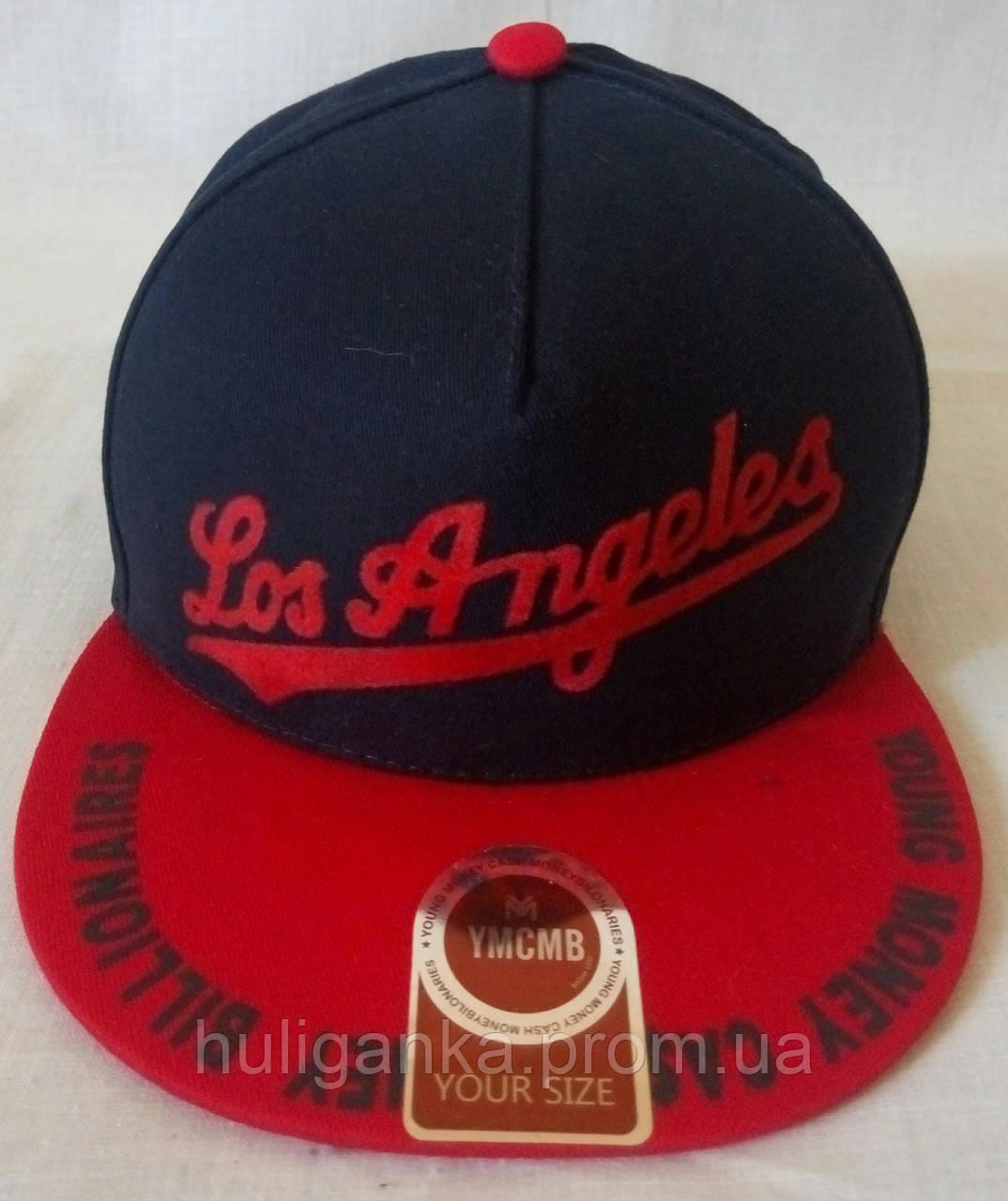 Кепка реперка Los Angeles - магазин
