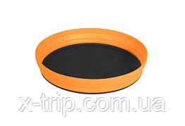 Миска складная туристическая Sea To Summit X-Plate Orange