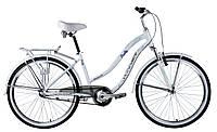 """Велосипед WINNER PRETTY 26"""", рама 16"""", белый"""