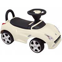 Машинка-каталка Alexis-Babymix HZ-603 (white)