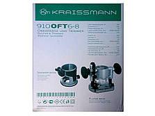 Фрезер Kraissmann 910 OFT 6-8 3в1, фото 2