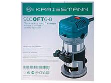 Фрезер Kraissmann 910 OFT 6-8 3в1, фото 3