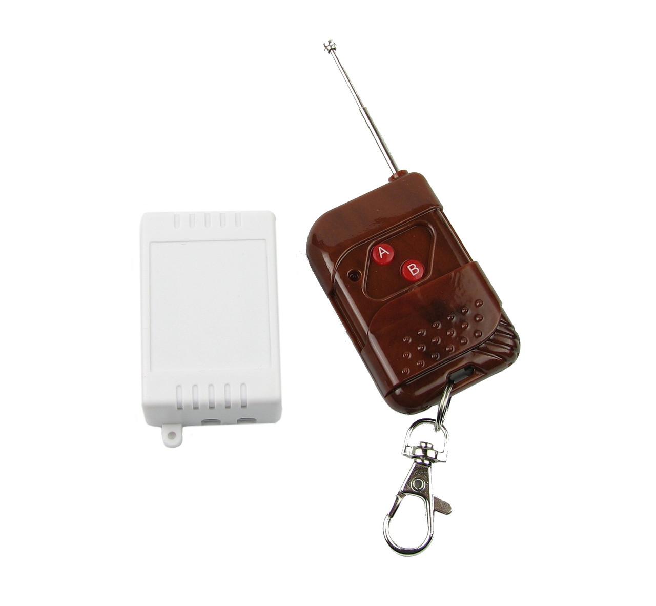 Радио Реле Беспроводное Радиореле 1 канал 315МГц кодировка PT2262 Дистанционный выключатель