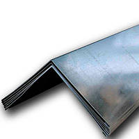 Коньковая планка тип 1 алюмоцинк 0,5мм