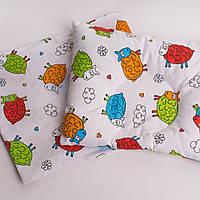 Подушка ортопедическая для младенцев