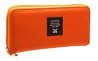 Модный женский кошелек 301 orange