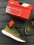 Кроссовки Nike Lunarcharge Essential Medium Olive. Живое фото. Топ качество! (Реплика ААА+), фото 3