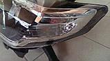 Передние фары на Toyota Land Cruiser Prado 150 рестайлинг AFS, фото 7