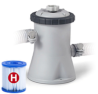 Фильтрующий насос Intex 28602 1 (от 244 до 305 см) и каркасных (305 см)