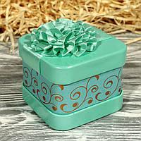 Подарочная коробка жестянная 650