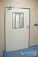 Двери скрытыми петлями