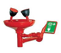 Аварийный двойной душ для глаз SALEX 1100/300