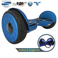 """Гироскутер Smart Balance PREMIUM 10.5"""" Синий матовый"""