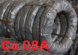 Проволока Св 08А д. 3,0 мм / стальная, для ацетиленовой сварки